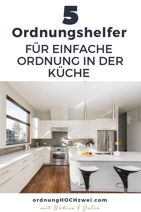26 Ordnung in der Küche – Julias Tipps & Tricks – OrdnungHOCHzwei